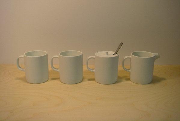 Mugs, Jugs and Sugar Bowls
