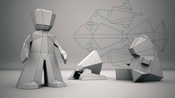 Foldable Toys