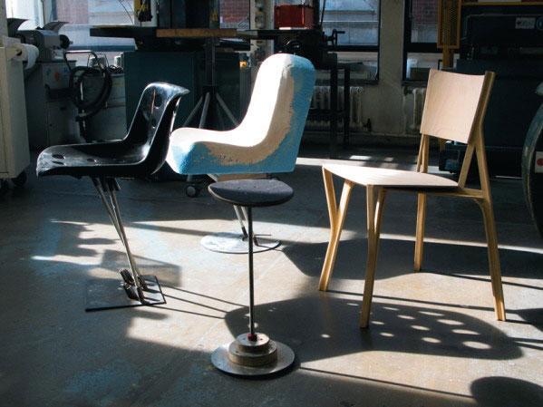 Flex Chair, Pivot Stool, I-Boo Chair