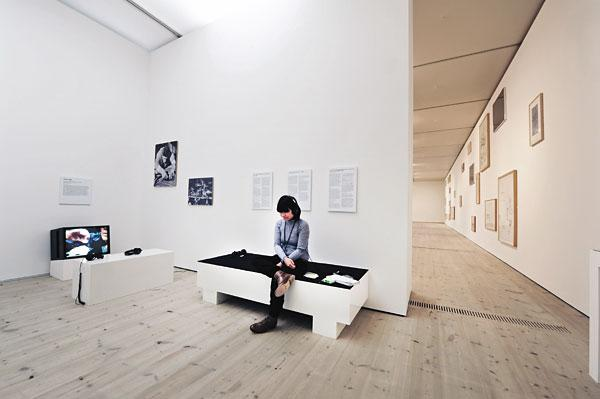 Background: John Cage, Hayward Touring Exhibition, BALTIC Centre for Contemporary Art