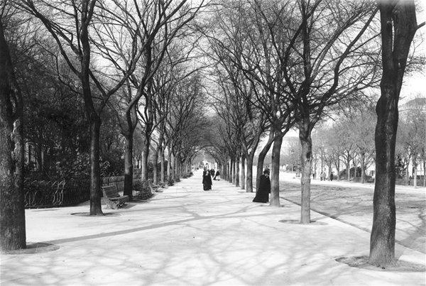 Avenida da Liberdade, Early 20th-Century