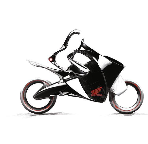 Honda Elytra
