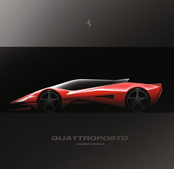 Ferrari Quattroposto