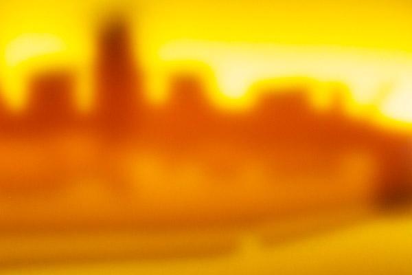 Inverse Layering of the City Vista