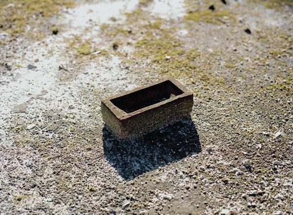 An Untitled Brick
