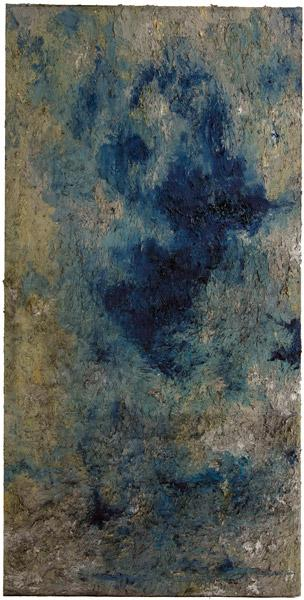 Prussian Blue #1 (from the Prussian Blue series)