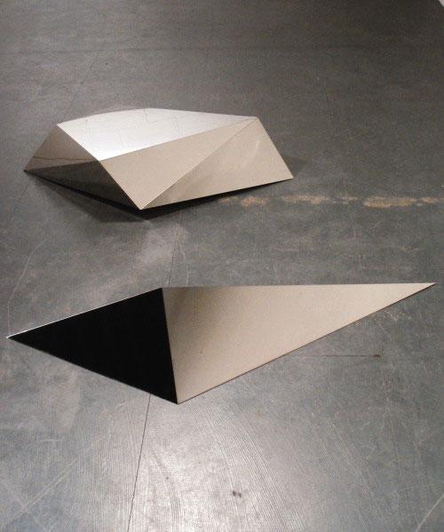 Polygon (Fantastic Fictions); Tetrahedron (Fantastic Fictions)