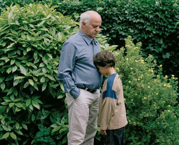 Julian and Jonathan, July 2009