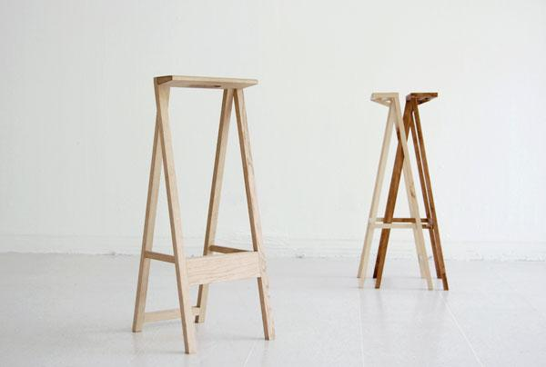 Stool for Two