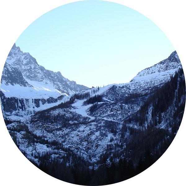 Argentiere Glacier