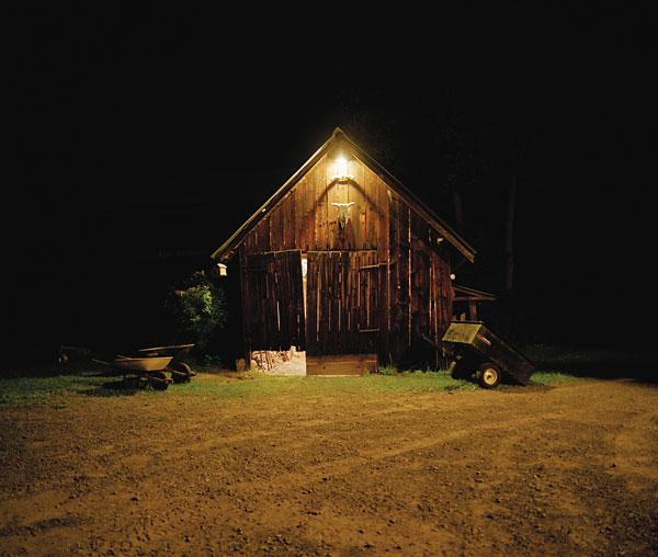 The Farm Shed (from The Malevolent Eye series)