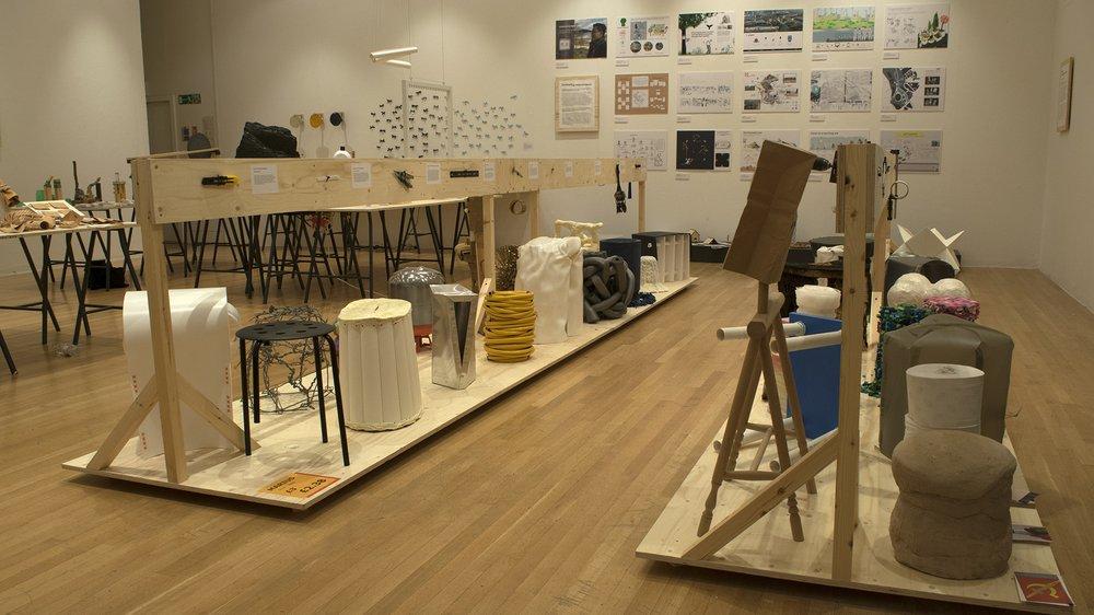School of Design Work-in-progress Show: Design Products