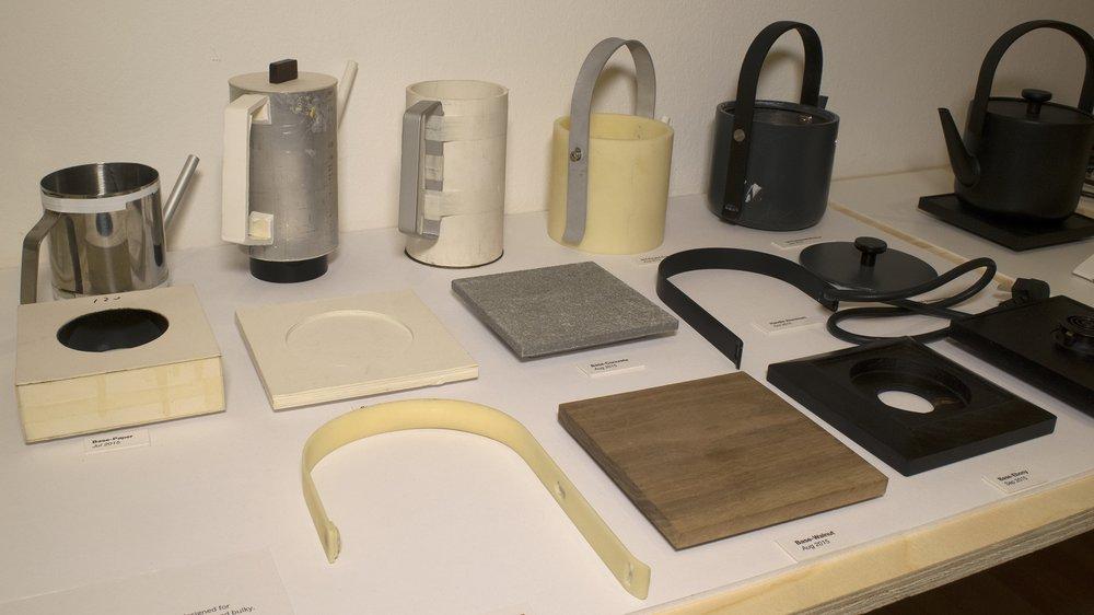 School of Design Work-in-progress Show: Keren Hu (Design Products)