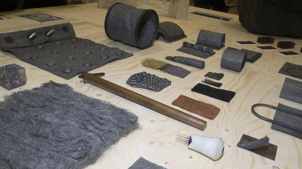 School of Design Work-in-progress Show: Fabio Hendry (Design Products)