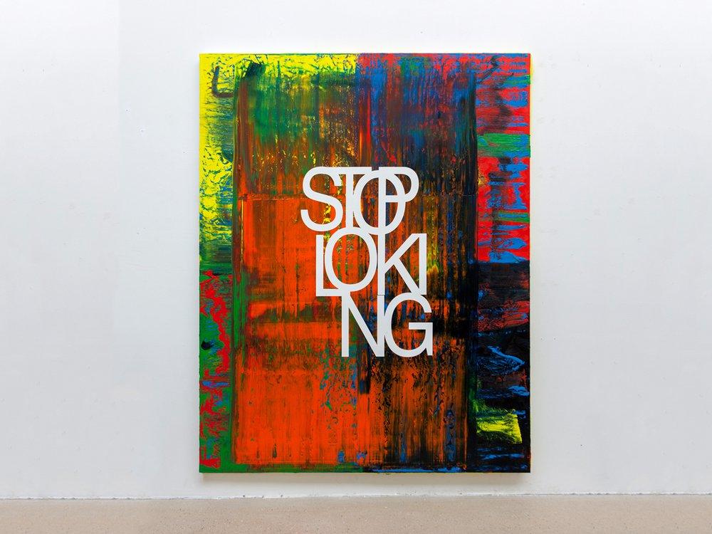 Stop Looking No 2