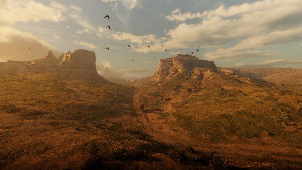 Rockstar Games, Red Dead Redemption 2 (gameplay footage), 2018