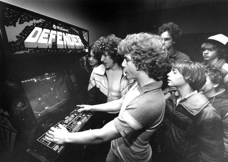 Arcade Culture, New York (USA), 1981