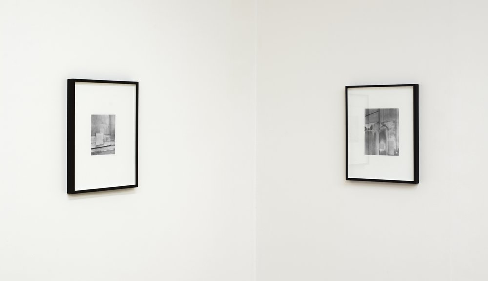 From The Bank Work, installation view