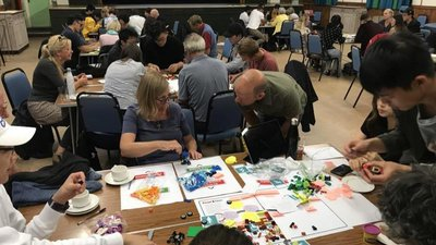 Wadhurst collaborative workshop, Sep 2019