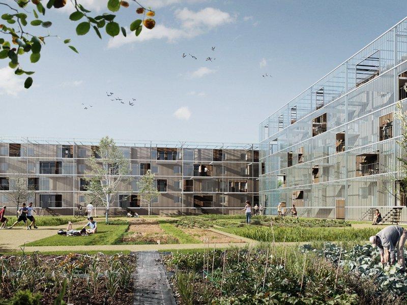 Ellebo Housing, Nordic Built Challenge Finalist