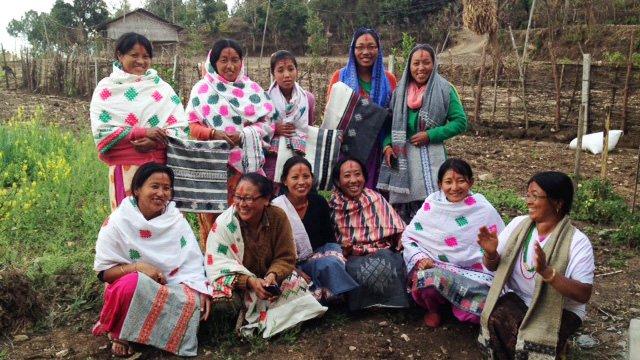 Santang Embroidery Workshop, Nepal
