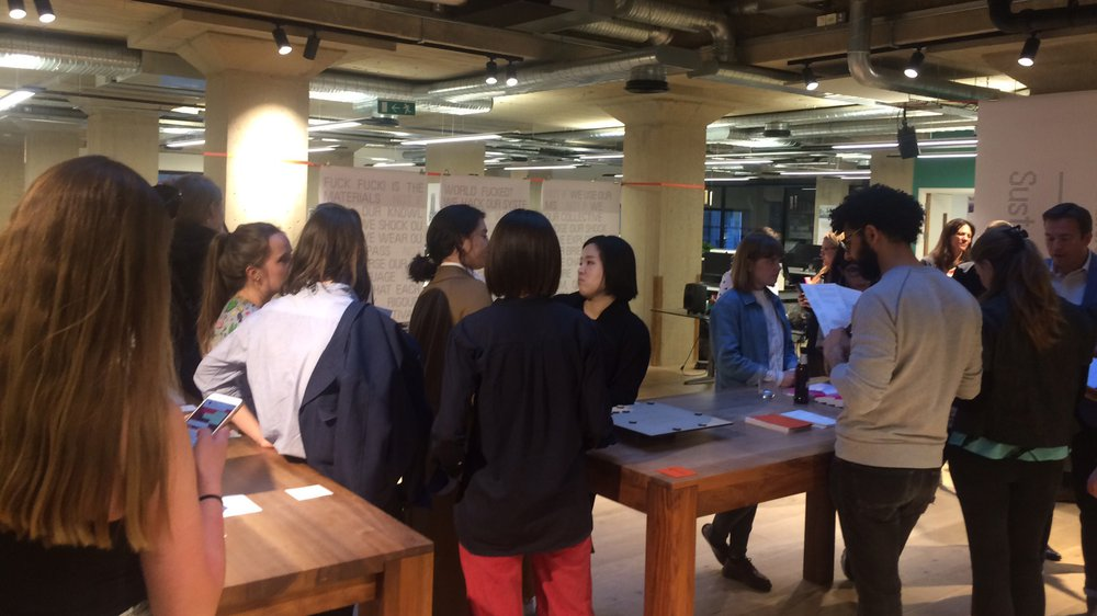 A guide to ______ing sustainability - book launch