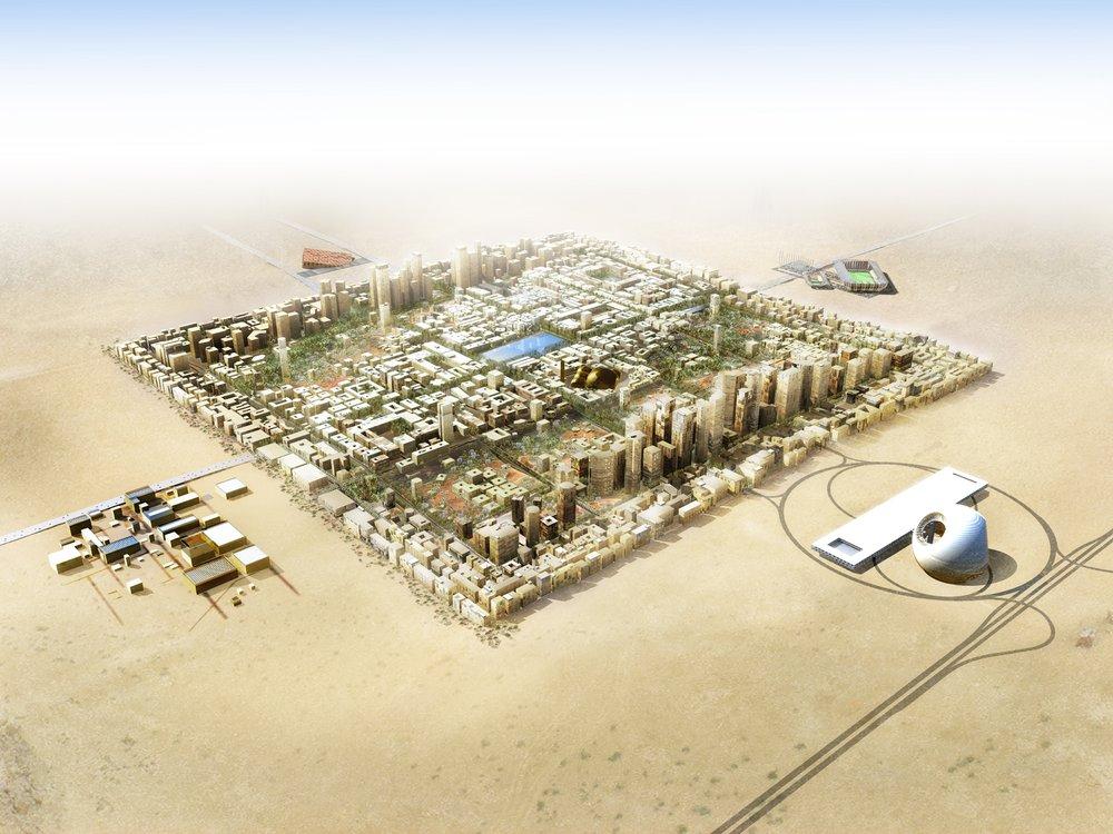 City in the Desert, Ras Al Khaimah