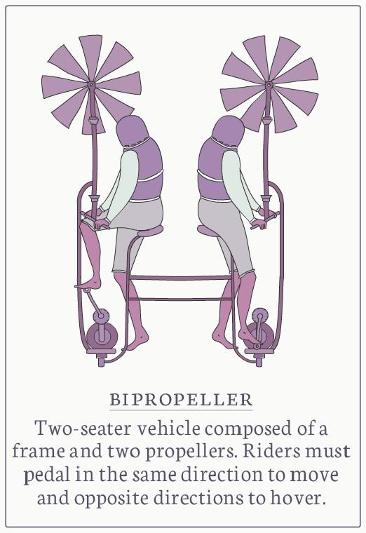 Biproppeler - The Encyclopedia of Aquatic Affairs