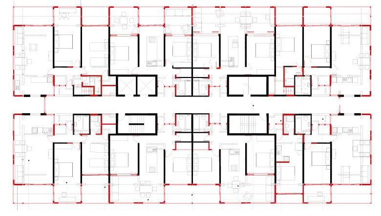 Proposed Adaptation of the South Kilburn Estate Flats