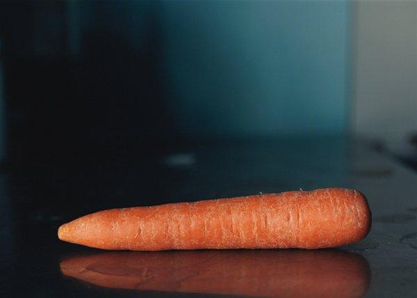 Literary Carrot, After Emile Zola
