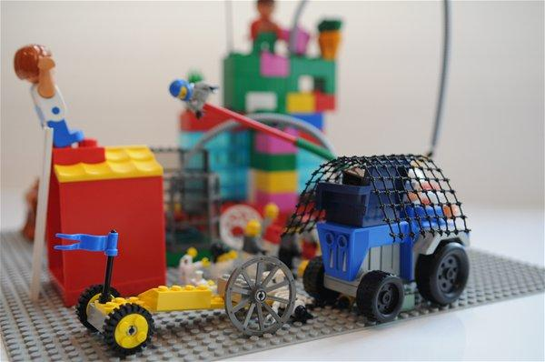 A day in the life of a community matron: issues with inappropriate products and vehicles, from a Lego Serious Play Workshop