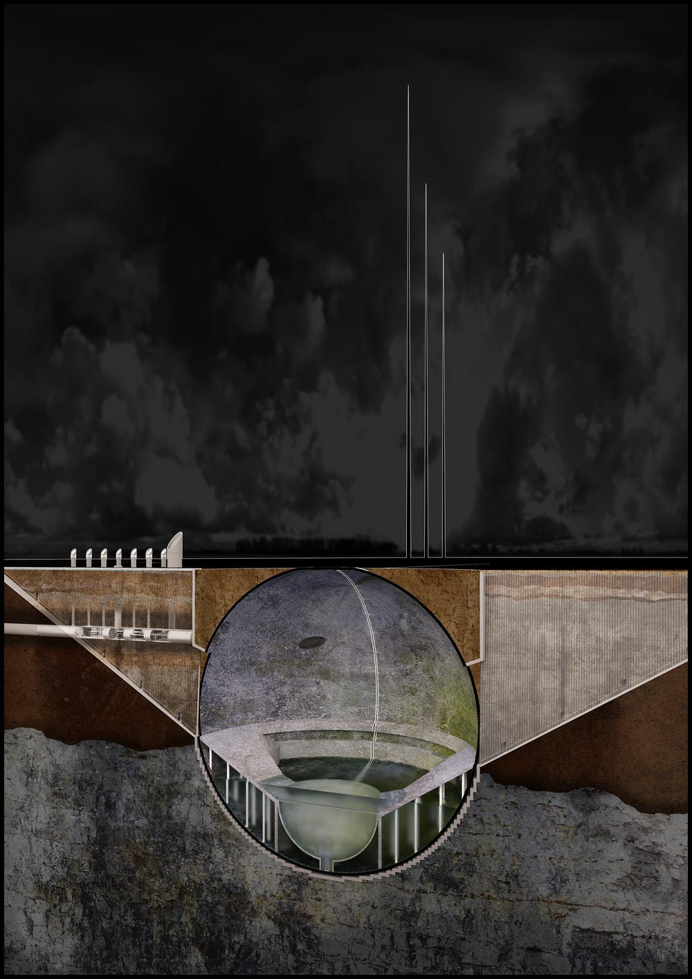 Sub-terranean Sphere
