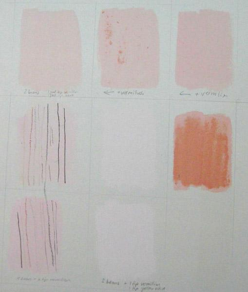 Reconstruction of the Pink Preparation Used by Holbein to Create the Flesh Tone for Portrait Drawing of a Sitter