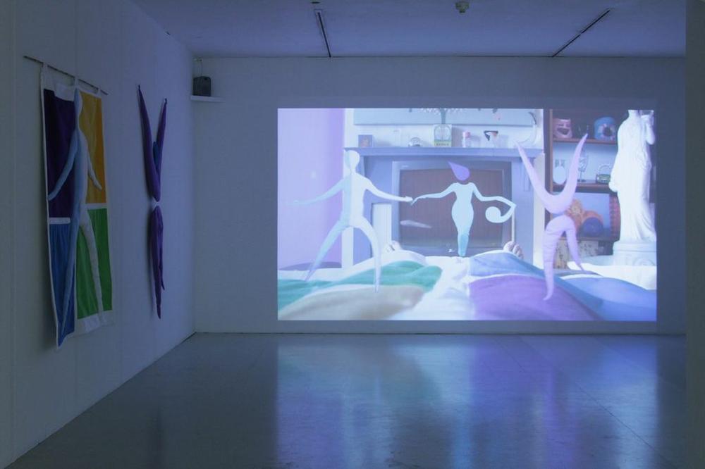 Shana Moulton, No one lives here Exhibition