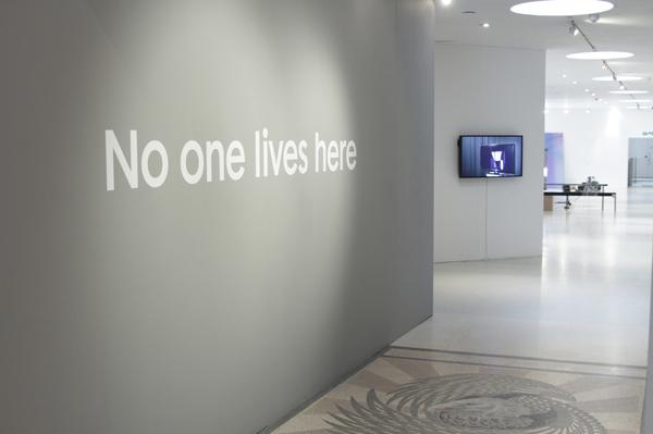 No one lives here