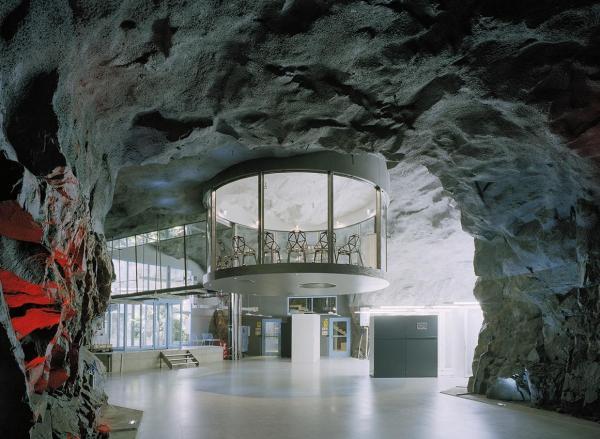Pionen Data Centre, White Mountain, Stockholm, Sweden