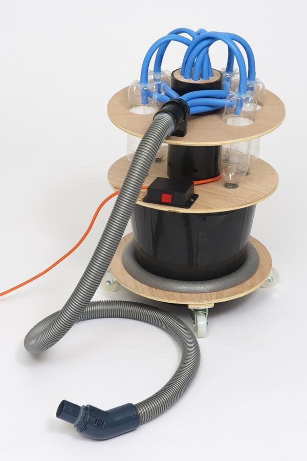 Mark II - Open Source Vacuum Cleaner