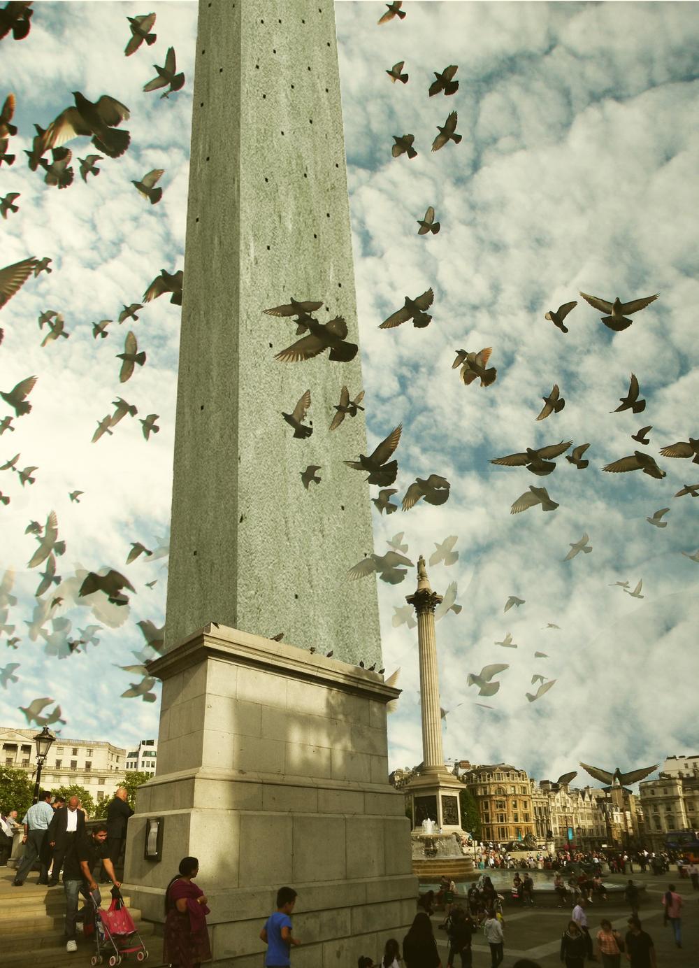 Pigeon Tower 2