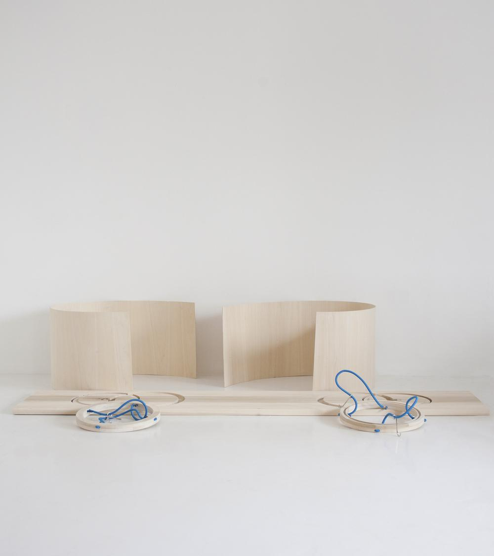 Travelling Bench