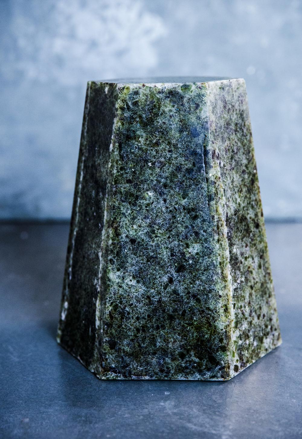 Glass Bollard