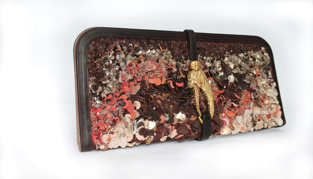 Pre-Collection, Claw Clutch Bag