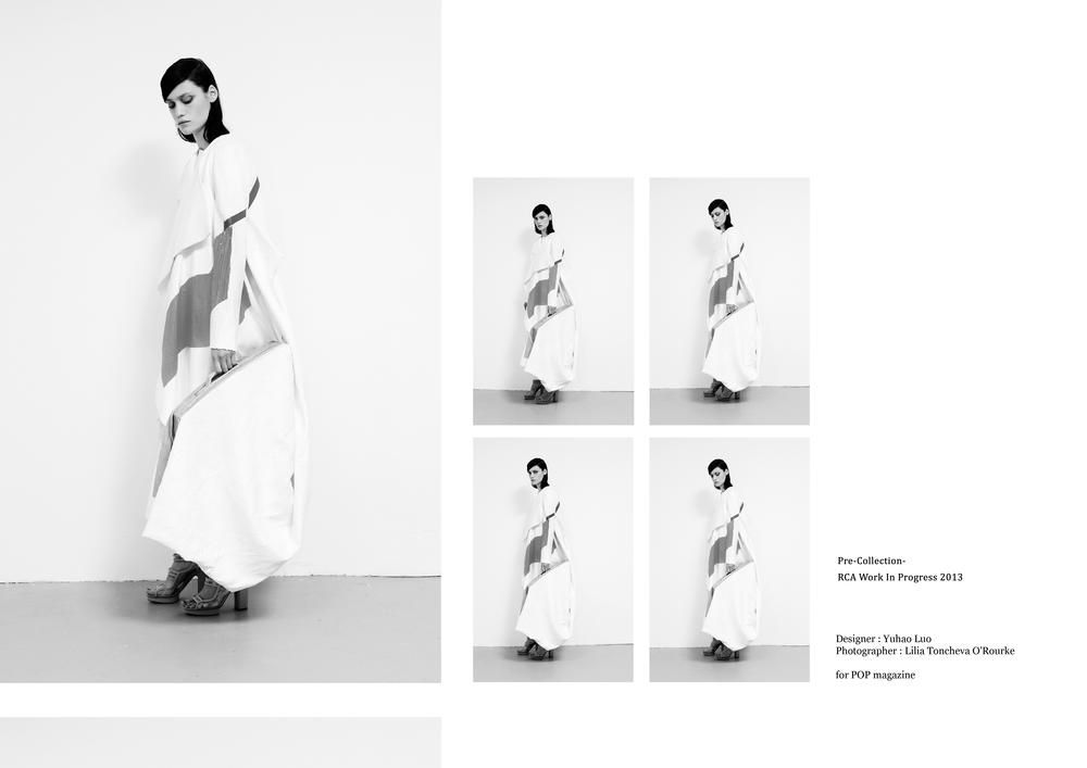 Pre-collection, 2012