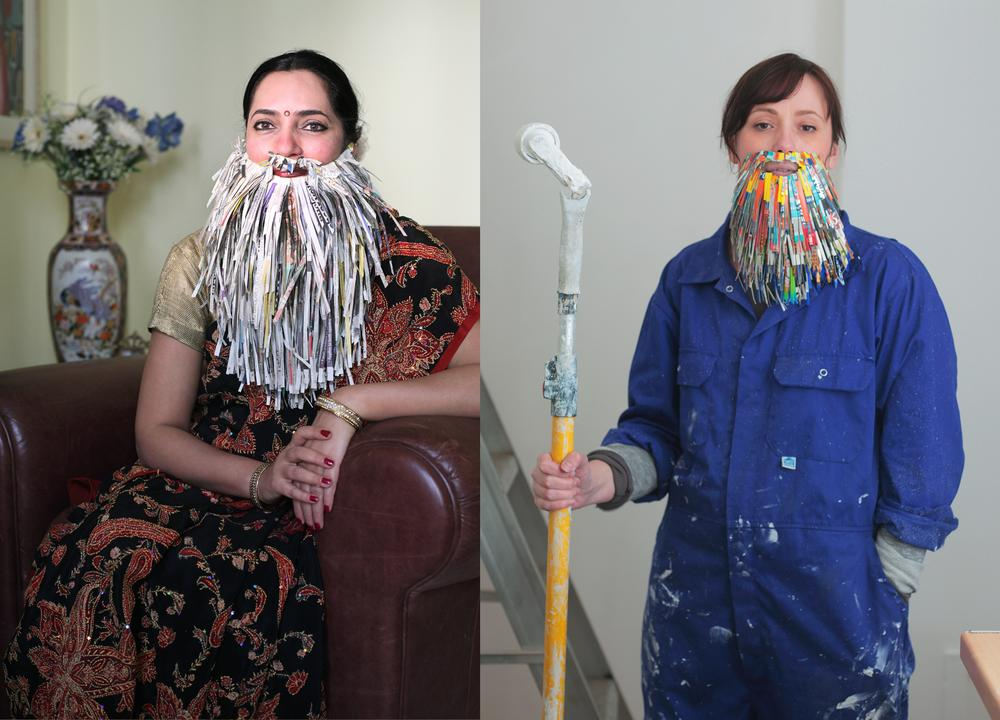 Matrimonial Rituals, Gender Studies and False Facial Hair