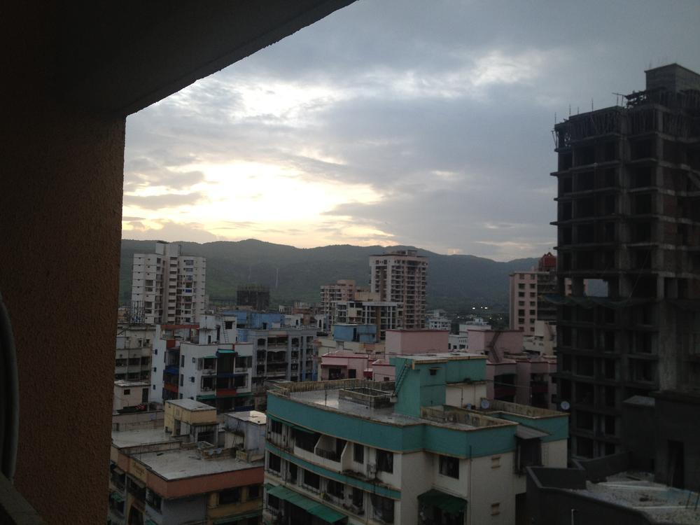 Skyline, Kharghar, Navi Mumbai, July 2012