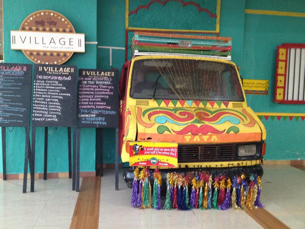 A Restaurant that Recreates a Lost Past, Navi Mumbai, July 2012