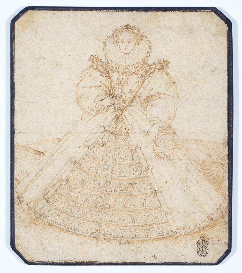 'Elizabeth I' by Nicholas Hilliard, c. 1585