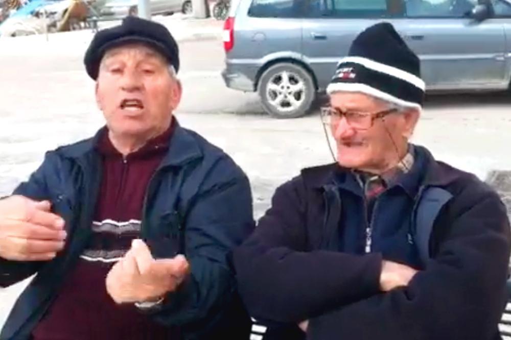Fishermen in the Harbour