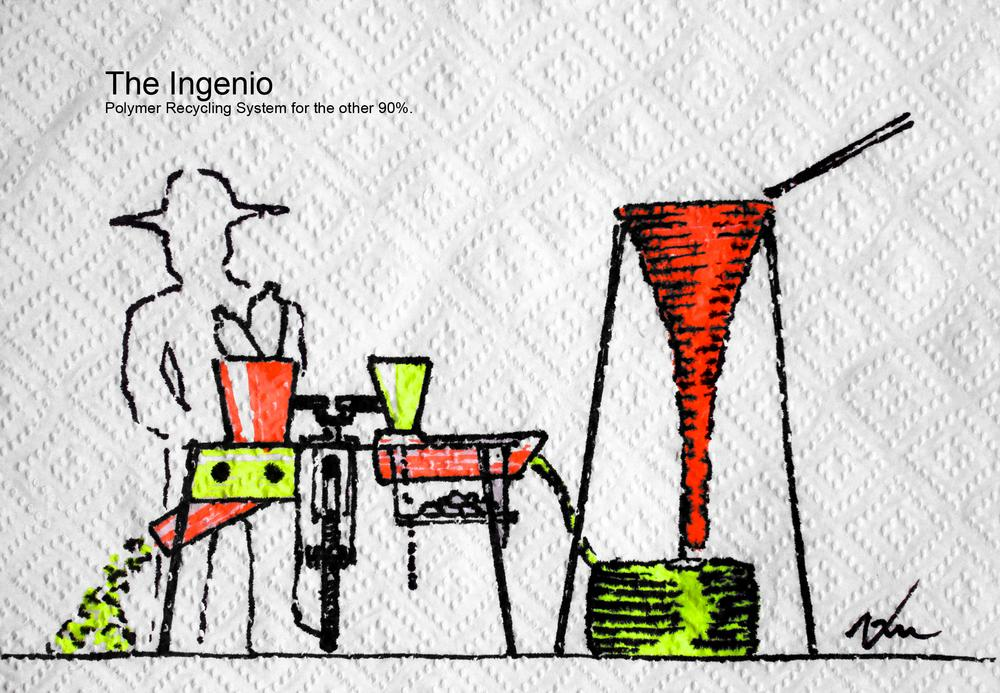 The Ingenio Upcycling System