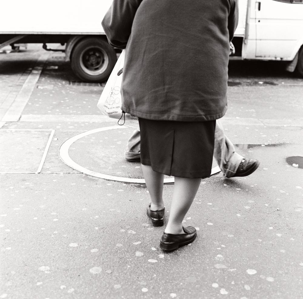 Passer By from the Circle series, 2011