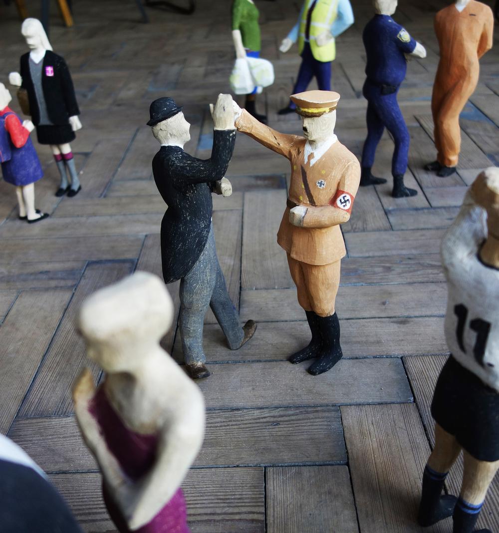 Symphony, London: Hitler and Chaplin